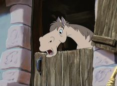 Major (Cinderella) | The Ultimate Ranking Of Animated Disney Horses