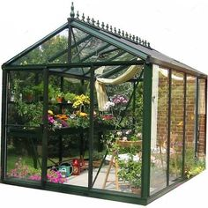 Janssens Royal Victorian VI 23 Greenhouse (8x10)