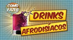 AllCool - Drinks Afrodisíacos na Erotika Fair 2013 Happy Hour, Youtube, Cupcake, Ideas, Alcoholic Drink Recipes, Alcohol Recipes, Tasty Food Recipes, Virgin Party Drinks, Snacks