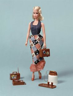 1972 Busy Barbie
