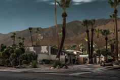 Australian photographer Tom Blachford presents the latest instalment of his series of modernist architecture photography Midnight Modern, a body of work that captures iconic Palm Springs mid-century residences in the chilling light of a full moon.