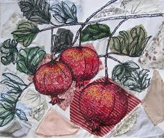 Nadia's pomegranates