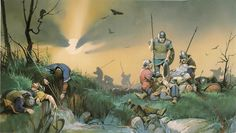 Battle of the Catalaunian Fields/Chalons