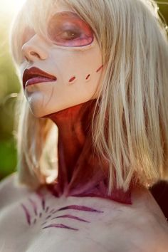 El Arte Cosplay: Attack on Titan - Titan Annie Cosplay