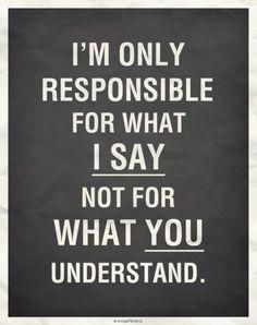 So very, very true!
