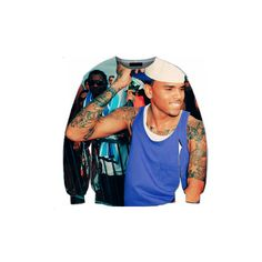 SEXAY SWEATER BY MOLLIE, OMGiTZBREEZYCHRISBROWN ❤ liked on Polyvore featuring sweaters, tops, shirts, chris brown and sweaters / hoodies