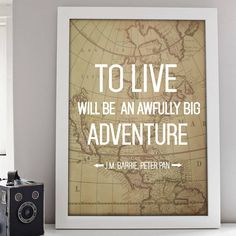 Big Adventure Print