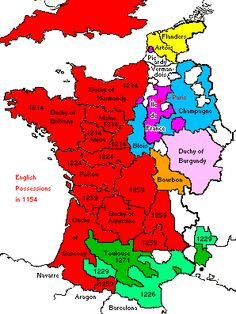 The Periphery of Francia: Spain, Britain, Eastern Europe, & Scandinavia