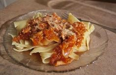 Crock pot Pork Ragu