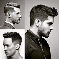 Men's Hair Inspiration American Crew available at CosmoProf Beauty