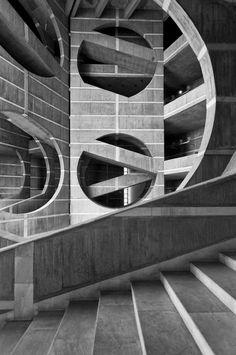 Louis Kahn. Dacca, India.