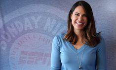 ef4d3f118c Spotlight: Jessica Mendoza, ESPN Baseball Analyst Jessica Mendoza, Espn  Baseball, Chula,