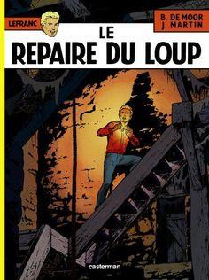 Lefranc, tome 4 : Le repaire du loup de Bob de Moore https://www.amazon.fr/dp/2203314036/ref=cm_sw_r_pi_dp_x_Rvvoyb4XDHJYF   Bandes dessinées   Pinterest