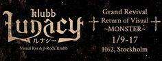 Klubb Lunacy (Swedish visual kei club)