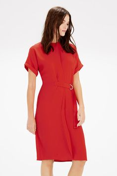 The Hunt for the Perfect Red Dress