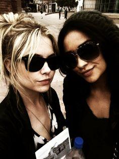 Ashley and Shay - Pretty Little Liars