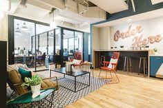 A Tour of WeWork - L.A.'s Fine Arts Building - Officelovin