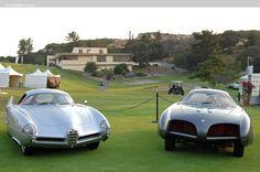 1953 Alfa Romeo B.A.T. 5 Image