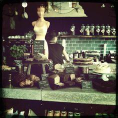 Lavish Habit Cafe, Balham, London