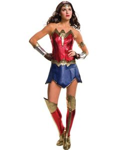 Adult Wonder Woman Costume - Batman v Superman: Dawn of Justice - Party City