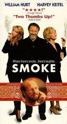 Smoke- Wayne Wang & Paul Auster