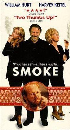 Smoke- Wayne Wang & Paul Auster
