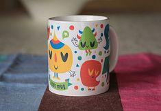 Create a Coffee Mug Design in Adobe Illustrator