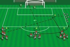 The rated online soccer coaching source! Soccer Drills For Kids, Soccer Practice, Good Soccer Players, Soccer Skills, Youth Soccer, Soccer Tips, Soccer Games, Play Soccer, Golf Tips