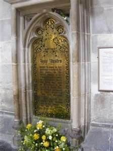 Jane Austin's Grave……SHE'LL HAVE PLENTY OF TIME TO WRITE HER STORIES HERE……..WE ARE WAITING FOR YOUR NEXT BEST-SELLER, JANE………….ccp
