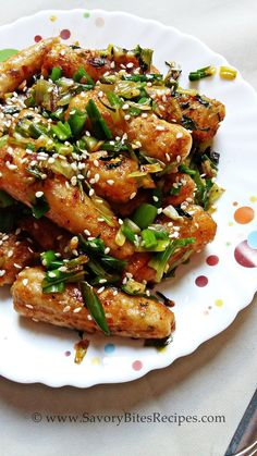 Crispy Tossed Baby Corn STarters APpetizers Indian Vegetarian Indo-Chinese