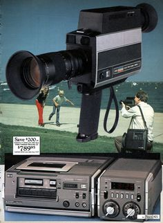 1980 camcorder