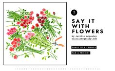 Kate spade :: say it with flowers