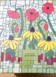 . . . Cabin & Cottage: A Mosaic Garden