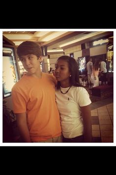 Cute youngInterracial couple #Love #WhiteMenBlackWomen #BlackWomenWhiteMen