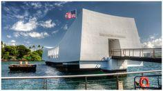 Pearl Harbor, Oahu #hawaii #oahu #pearlharbor #memorial #worldwar