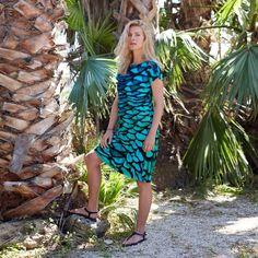 LAGUNA sukienka - YESTODRESS - Sukienki koszulowe
