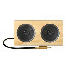 LET LIV - SPEAKR BOX Portable Wooden Speaker