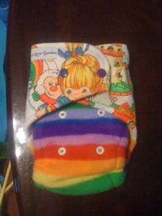 my custom BSRB rainbow brite!!! pics included! - Cloth Diapering - BabyCenter