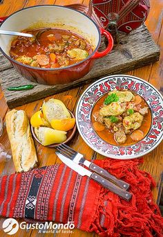 Watch the clip, read the list of ingredients. Make this warming easy pork goulash recipe today and say goodbye to the winter blues. Tasty and warming.