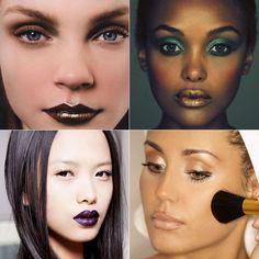 tendencias-maquiagem-boca-metalizada