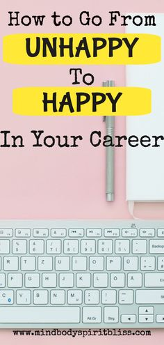 If you are fed up and unhappy with your job, then you need to read this. This is the career advice you need right now! This idea will change the whole outlook of your development in your career and lead you to choose a happier path. Work Life Balance Quotes, Enjoy Your Life, Career Advice, How Are You Feeling, How To Apply, Change, Women, Career Counseling, Woman