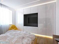 телевизор в спальне напротив окна - Поиск в Google