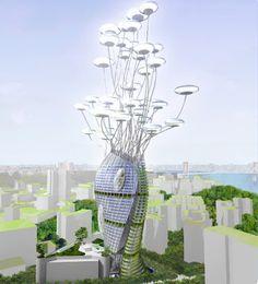 terreform skyscraper