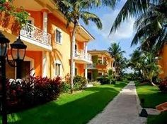 Resort near Cancún, Mexico,