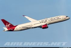 Boeing 787-9 Dreamliner - Virgin Atlantic Airways | Aviation Photo #4913407 | Airliners.net