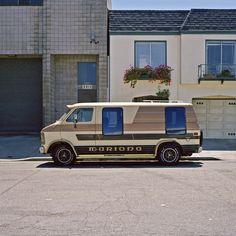 Mariona Bayview District, San Francisco CA Summer 2005 Cool Vans, Automotive Photography, Custom Vans, View Image, Mopar, Cars And Motorcycles, San Francisco, Places, Summer