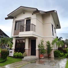 Architecture Willow Park Homes House And Lot At Cabuyao Laguna Of Philippines Elevated House Designs