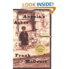 "Angela's Ashes by Frank McCourt  - ""When I look back on my childhood I wonder how I managed to survive at all. It was, of course, a miserable childhood: the happy childhood is hardly worth your while. Worse than the ordinary miserable childhood is the miserable Irish childhood, and worse yet is the miserable Irish Catholic childhood."" A must read memoir! Recommend"