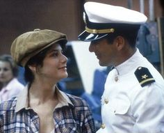 the captain... 'iris on the precipice', 'hey little girl aren't you quite pretty, i do declare i am besotted with you.'