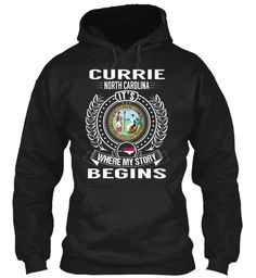 Currie, North Carolina - My Story Begins